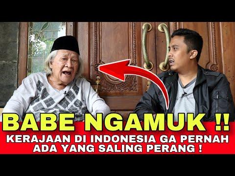 GOKIL !! Kerajaan Di Indonesia Dahulu kala SANGAT di Segani Di Mata Dunia