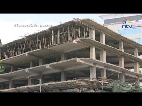Why many buildings in Kenya remain death traps