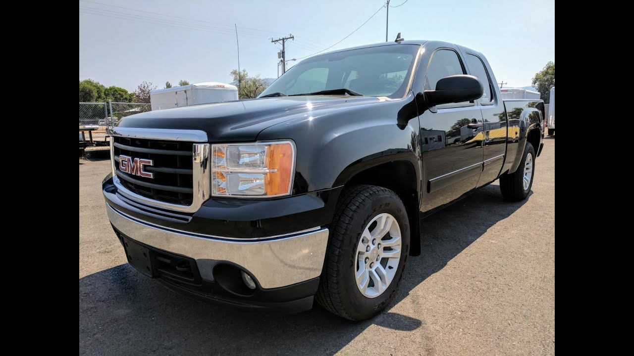 2008 Gmc 4x4 1500 For Western States