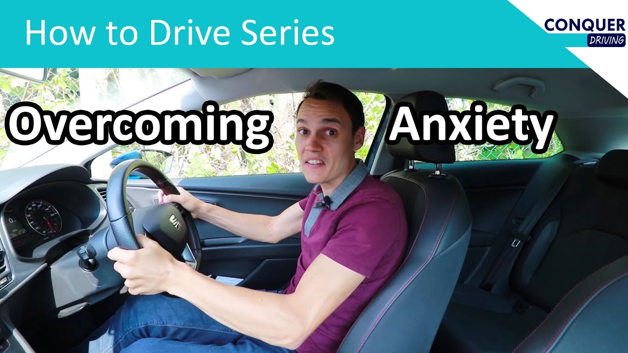 How to Overcome Driving Anxiety - Positive Feedback Loop
