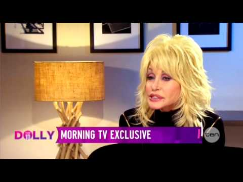 Dolly Parton Interview on Studio 10 (Part 1)
