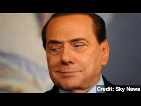 Silvio Berlusconi Gets Four Years for Tax Fraud