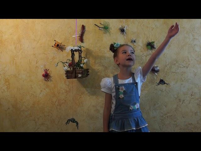 Изображение предпросмотра прочтения – ТатьянаСенина читает произведение «Лето» С.М.Городецкого