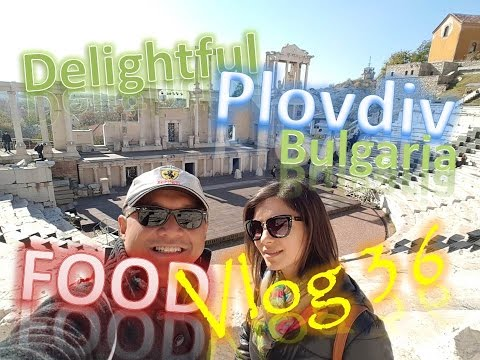 Delightful Plovdiv Bulgaria Food VLog 36