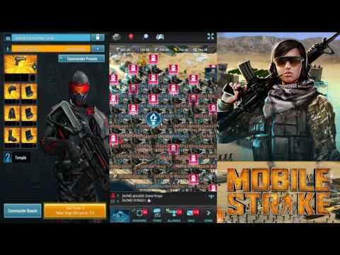 Mobile Strike -Episode 28- Walked Right In The Middle Of A War. Zeroed A Bo$s Member
