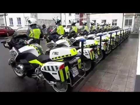 La Guardia Civil de Lugo recibe sus nuevas motos