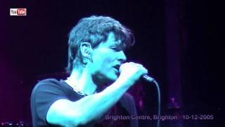a-ha live - Living a Boy's Adventure Tale (HD), Brighton Centre, Brighton  10-12-2005