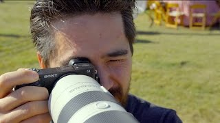 Sony A6500 Hands-On Field Test in Austin, Texas