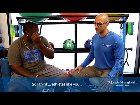 Donovan Carter at the Irvine Wellness Center - 3 of 6