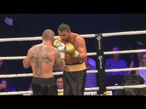 2018.10.16. Magyar Ring Profi Ökölvívó Gála