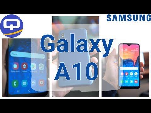 А где отпечаток пальца?! Обзор Samsung Galaxy A10 /QUKE.RU/