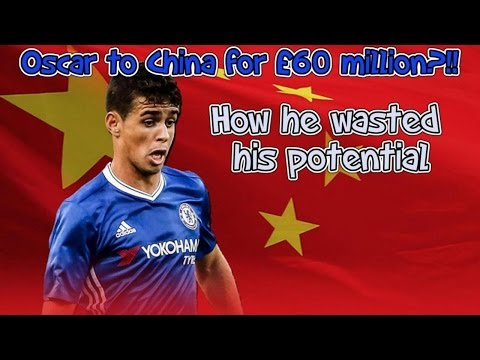 Oscar Leaves Chelsea For China?! | Did Jose Mourinho Destroy His Potential?