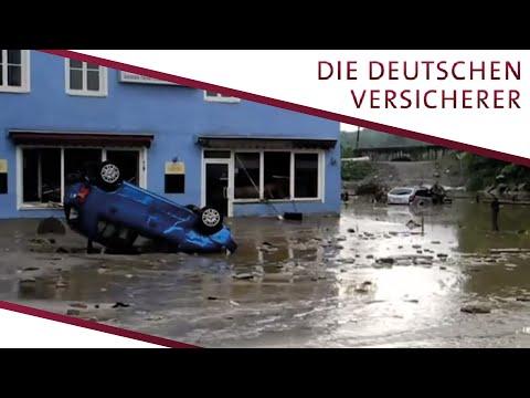 Welche Versicherung Hilft Bei Unwetter Mit Starkregen Und Überschwemmung