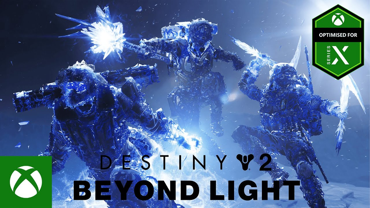 Destiny 2: Beyond Light - Xbox Games Showcase Trailer