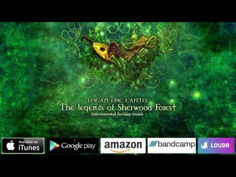 Celtic Music 2016-The Legends of Sherwood Forest(Album)