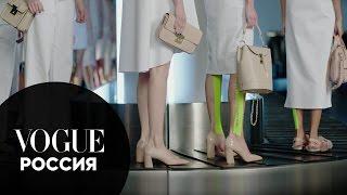 Первый онлайн-показ обуви в России