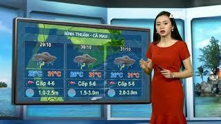 VTC14 | Thời tiết biển ngày 28/10/2017 | Gió đông bắc gây ảnh hưởng đến hoạt động hàng hải