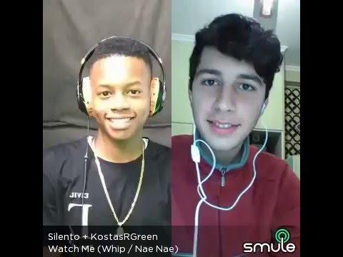 Silento & Konstadinos Reka - Watch Me Nae Nae (Smule Sing Karaoke)