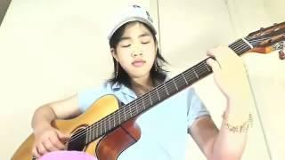 Tây vương nữ quốc guitar solo Virginia Nguyen- bé mẫn