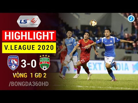 Than Quang Ninh Binh Duong Goals And Highlights