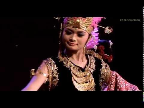 Tari Golek Sulung Dayung (Seni Tari UNNES 2011) - YouTube
