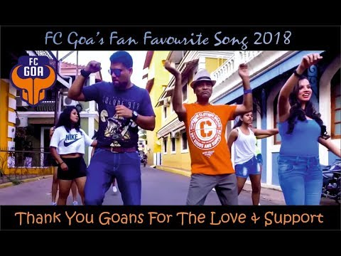 Forca Goa Song | Chol Sangathan | FC Goa | Shine On Duo | Football Anthem | Konkani Song