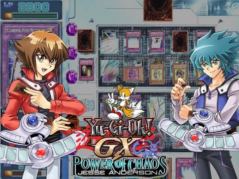 YuGiOh! GX Power of Chaos Jesse Mod  PC Game DOWNLOAD