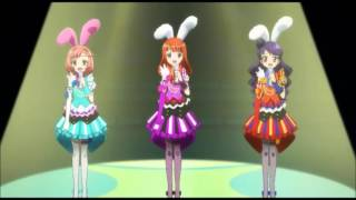 PriPara プリパラ Movie - SAINTS☆ And SoLaMi♡DRESSING!「MAKE IT! AND REALIZE!」