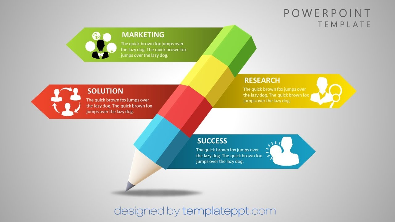 Best free powerpoint templates youtube for Design templates for powerpoint 2013