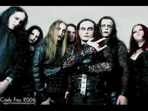 Cradle of Filth - The Black Goddess Rises