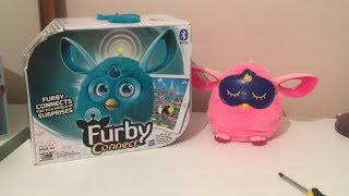 Furby Connect Teal - Unboxing & Review [HD]