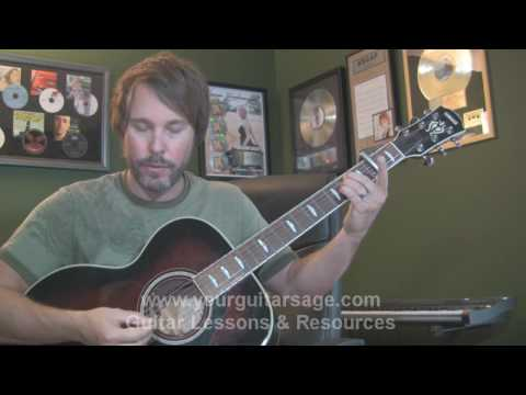Guitar Lessons - Billie Jean by Michael Jackson - cover chords lesson Beginners Acoustic songs