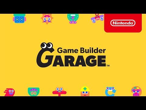 Game Builder Garage – Announcement Trailer – Nintendo Switch