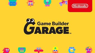 Game Builder Garage – Announcement Trailer – Nintendo Switch