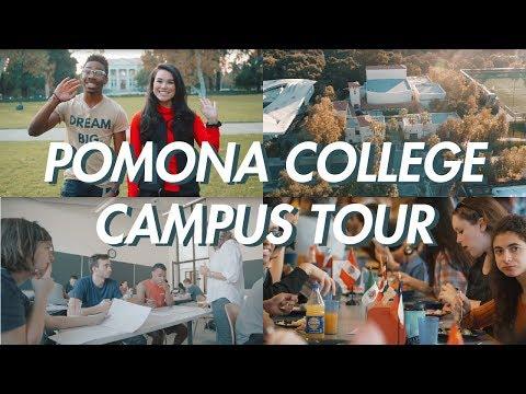 Pomona College Campus Tour