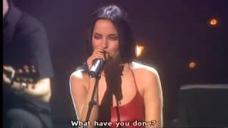 """Corrs: """"Merry X'mas - War is Over"""" (Live in London, 2001)"""
