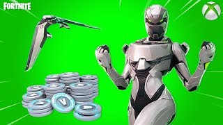 Fortnite EON SKIN BUNDLE! - FUITE D'ARTICLES EXCLUSIFS XBOX! (Fortnite Battle Royale)