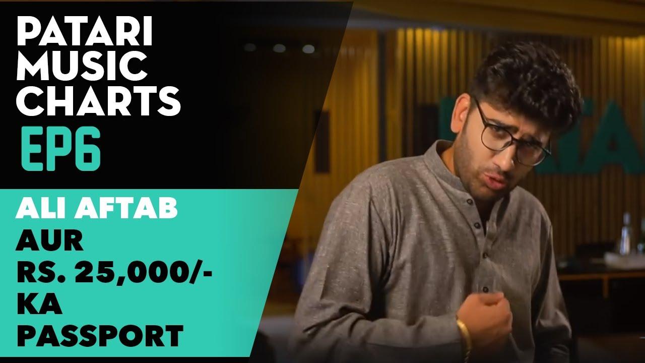 Patari Top 5 | Episode 6 | Ali Aftab aur Rs  25,000/- ka passport by Patari  Music