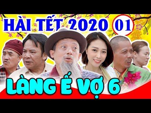 Làng Ế Vợ 6 | Phim Hài Chiến Thắng, Bình Trọng, Quang Tèo | Hài Tết 2020