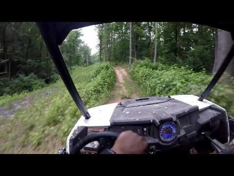 First-time Riders on the RZR Trail 900