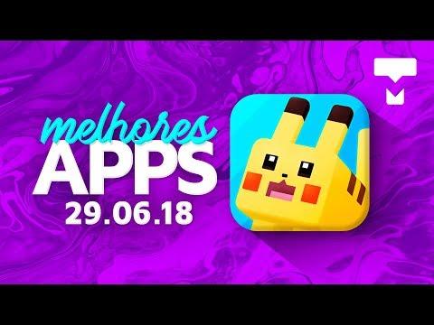Melhores Apps da Semana para Android e iOS (29/06/2018) - TecMundo