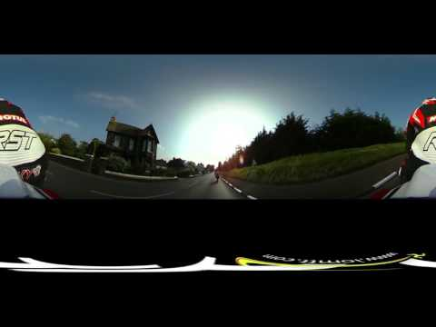 360Fly On Bike - TT 2016 - Milky and the Newcomers