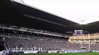 2017年Jリーグdivision1 ナショナルダービー ガンバ大阪vs浦和レッズ ガ...