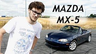 Mazda MX5 Miata TEST   PIERWOTNY feeling prowadzenia