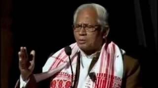 Rajanikanta Dutta, Padadhikar, Srimanta Sankaradeva Sangha at website launch, sankaradeva.com