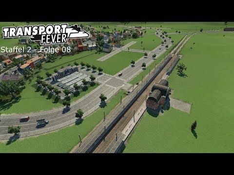 Transport Fever S2 Folge 08 - Ein Depot einsparen - Gameplay deutsch