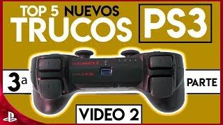 ¡NUEVOS Trucos + Hacks de PS3 🎮  y DUALSHOCK 3! | Lo OCULTO y SECRETO de PlayStation 3 (2018/2019)