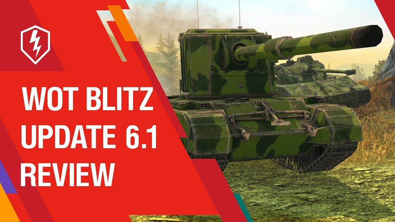 Update 6 1 | World of Tanks Blitz