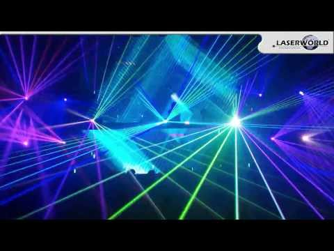 Laser Installation at Gold Club Ho Chi Minh City, Vietnam | Laserworld Lasers