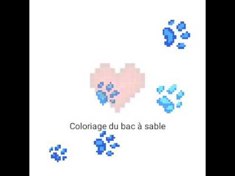 Trace De Patte De Chien Pixel Youtube